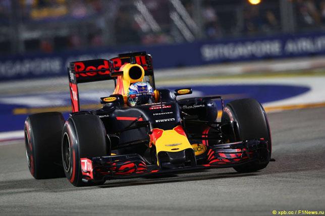 Росберг одержал победу Гран-при Сингапура, Квят— вдесятке