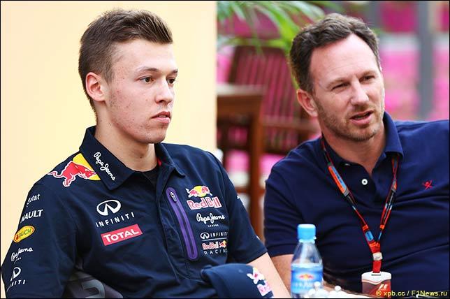 Команда Red Bull отказалась отКвята