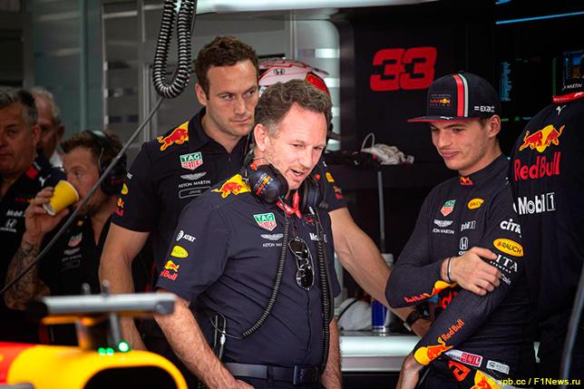 Ферстаппен одержал победу Гран-при Австрии «Формулы-1»