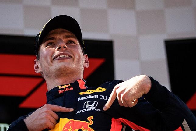 Макс Ферстаппен, фото пресс-службы Red Bull Racing