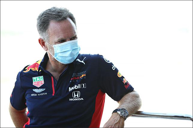 Кристиан Хорнер, фото Red Bull