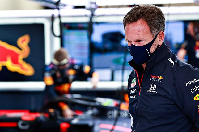 Кристиан Хорнер, фото пресс-службы Red Bull Racing