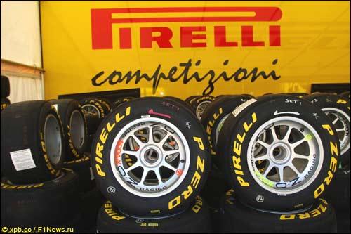 Моторхоум Pirelli в Стамбуле