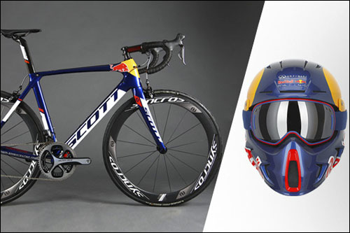SCOTT Sports – новый партнер Red Bull Racing