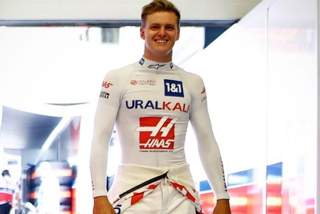 Мик Шумахер, фото пресс-службы Haas F1