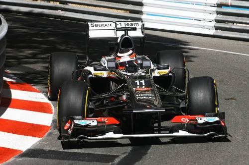 Гран При Монако. Нико Хюлкенберг