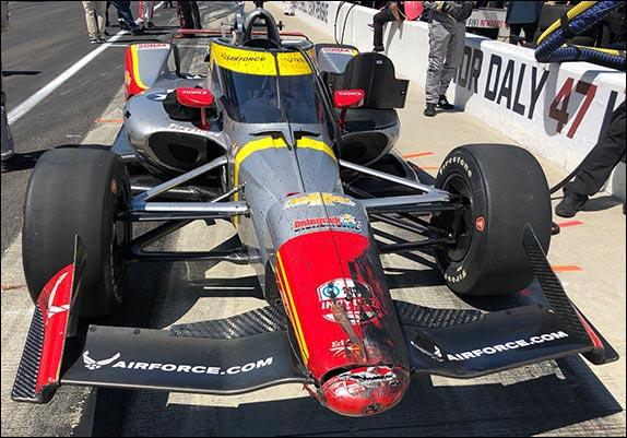 Хелио Кастроневеш выиграл Indy 500