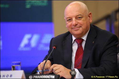 Сергей Иванов, исполнительный директор РАФ