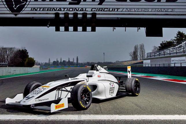 Машина гоночной программы Feed Racing