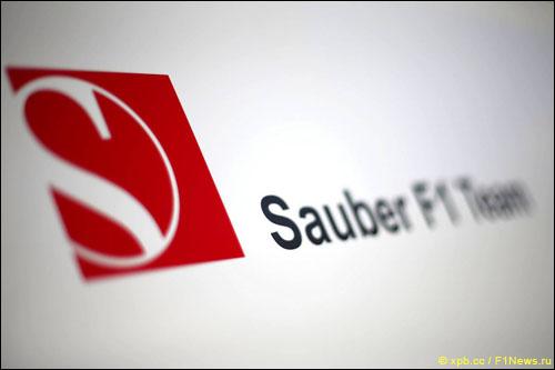 Логотип Sauber
