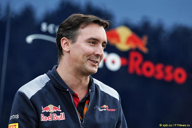 Джеймс Ки, технический директор Toro Rosso