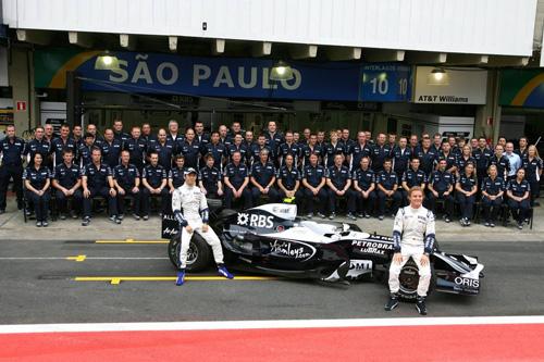 Команда Williams