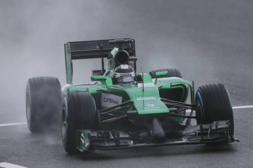 Гран При Великобритании. Камуи Кобаяши