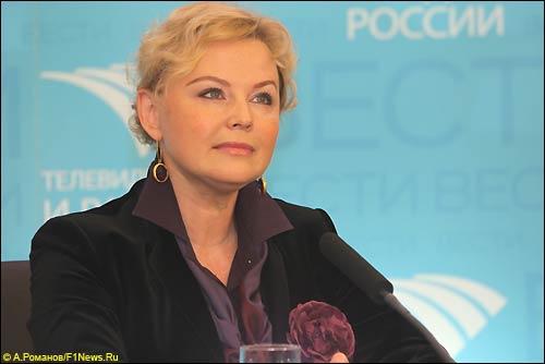 Оксана Косаченко: