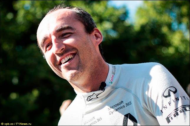 Роберт Кубица возвратится в«Формулу-1»