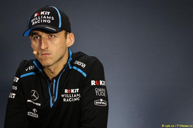 Роберт Кубица: Я ищу возможность выступать в гонках