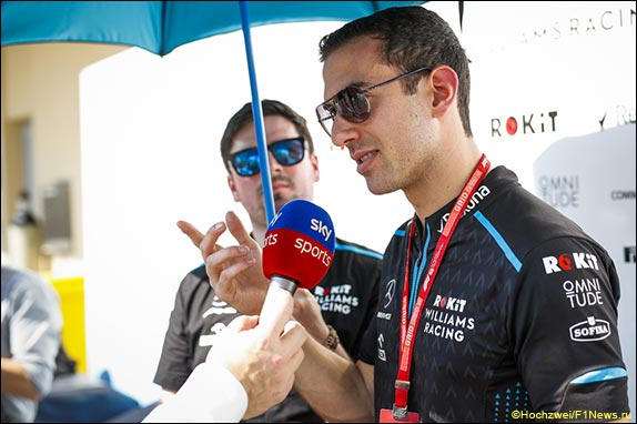 В этом году в Формуле 1 только один дебютант – 24-летний Николас Латифи