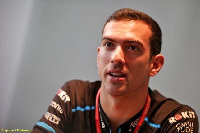 Николас Латифи: Я верю в Williams