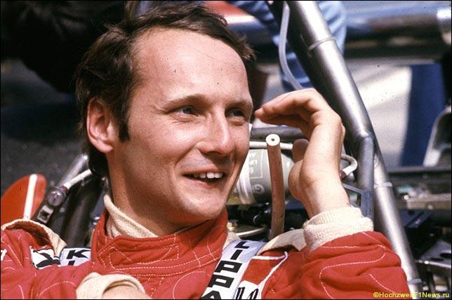 Ники Лауда. Гран При Испании 1976 года