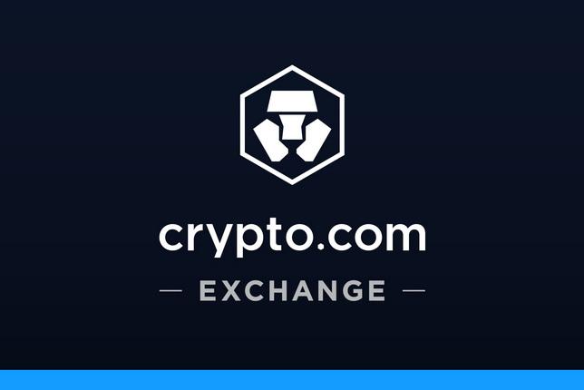 Логотип Crypto.com