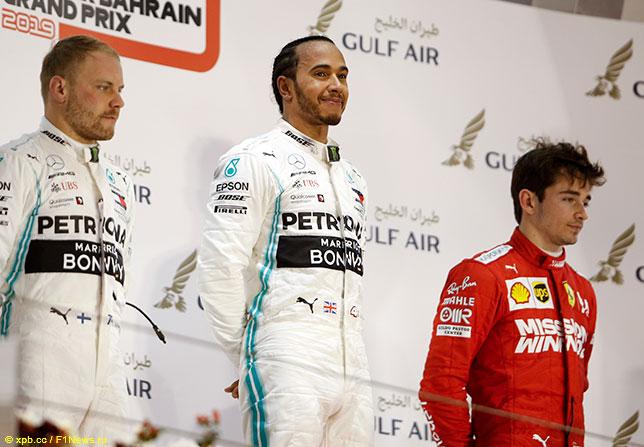 狮子座的图里尼在巴林大奖赛的结果