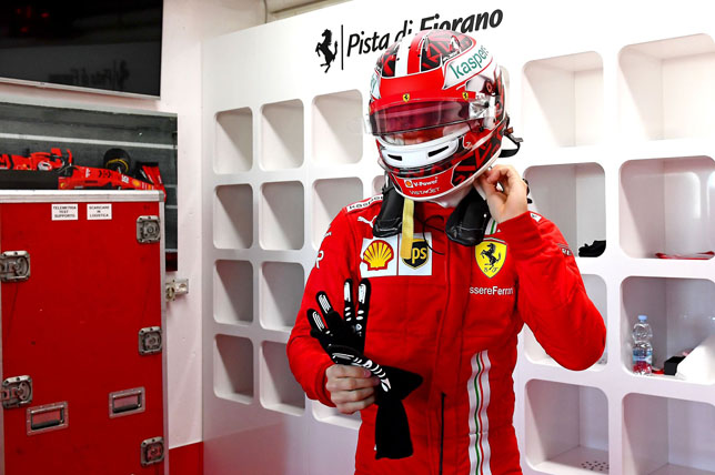 Шарль Леклер, фото: Ferrari