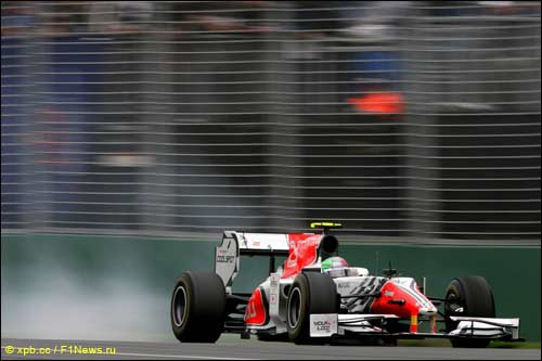 Витантонио Лиуцци не прошел квалификацию Гран При Австралии
