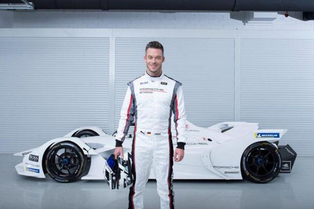 Формула Е: Лоттерер подписал контракт с Porsche