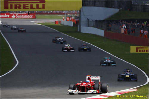 Эпизод Гран При Великобритании 2012 года