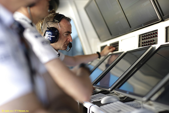 Падди Лоу на Гран При Венгрии