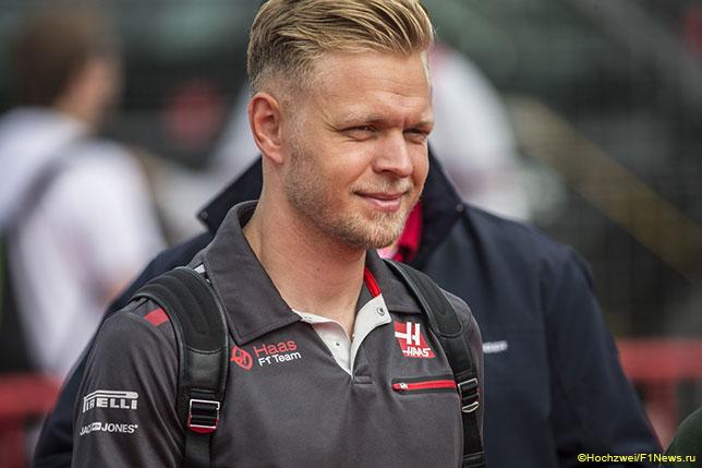 Магнуссен: Когда я вернулся в гонки, это было счастье!