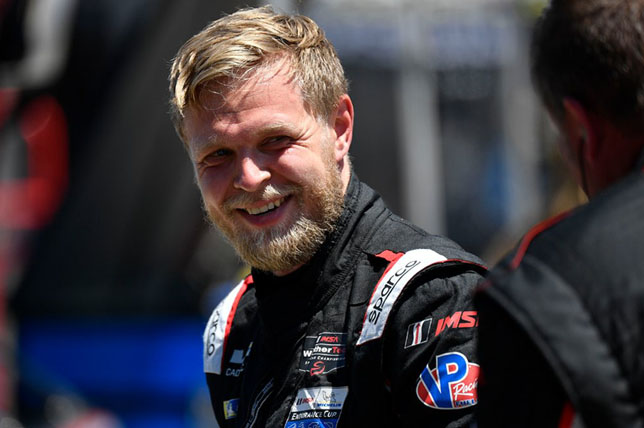 Кевин Магнуссен, фото: пресс-служба Arrow McLaren SP