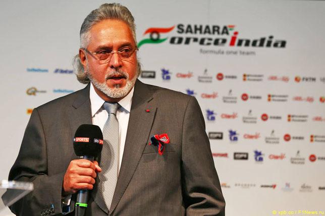 Владелец команды «Форс Индия» арестован английской полицией