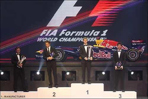 Гала-церемония FIA