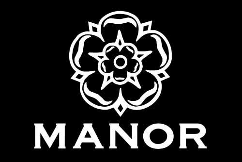 Йоркширская Роза за логотипе Manor
