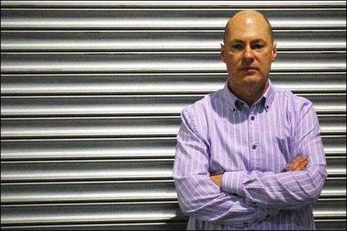 Технический директор Team Lotus Марк Смит