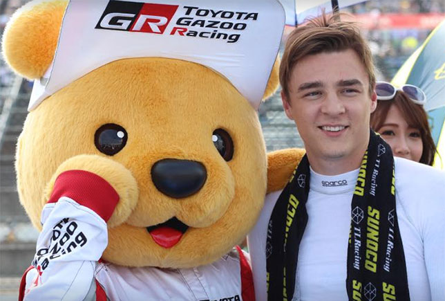 139131 - Super Formula: Маркелов финишировал 12-м в Мотеги