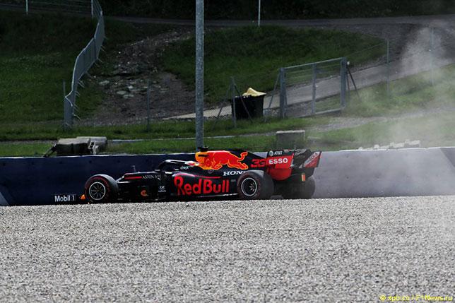 У Red Bull Racing проблемы с аэродинамикой