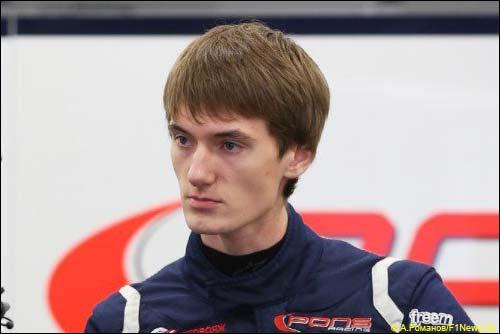 Николай Марценко на трассе Moscow Raceway