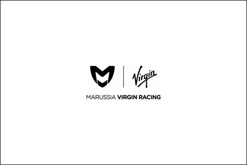 Логотип Marussia Virgin Racing