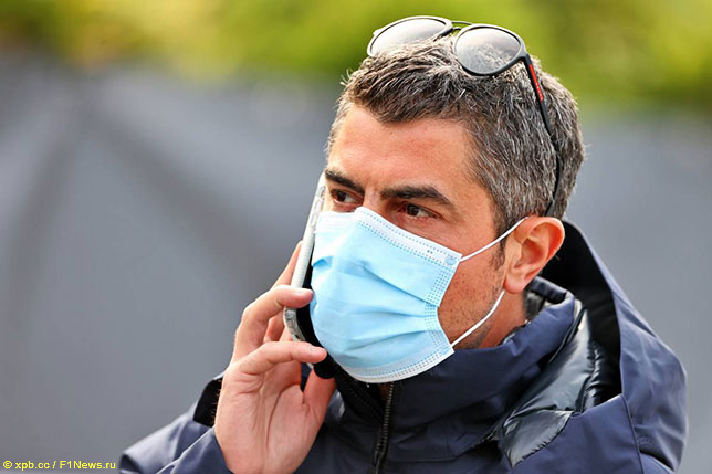 Майкл Маси, директор гонок FIA