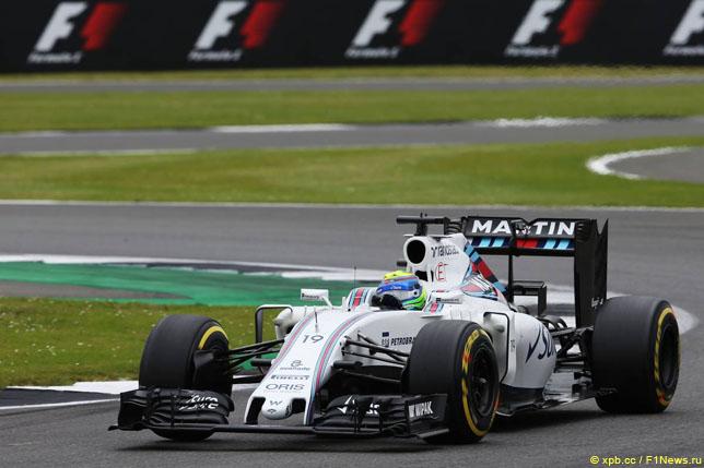 Росберг одержал победу вквалификации Гран-при Бельгии