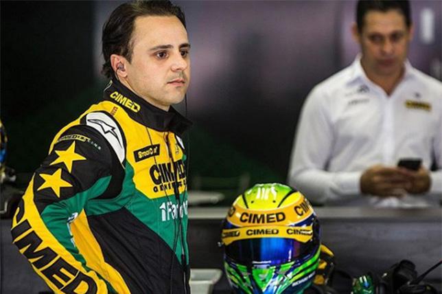 Массе не повезло в дебютной гонке Stock Car Brazil