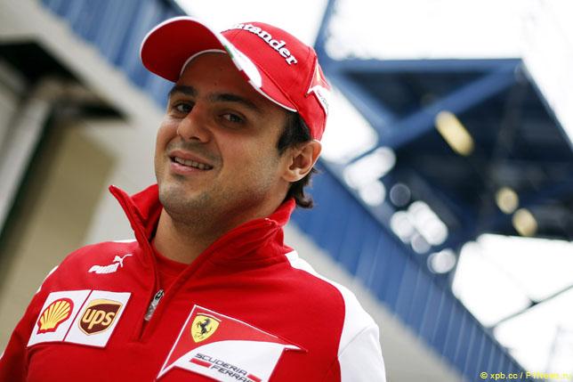 Фелипе Масса: У Ferrari не было чемпионской машины