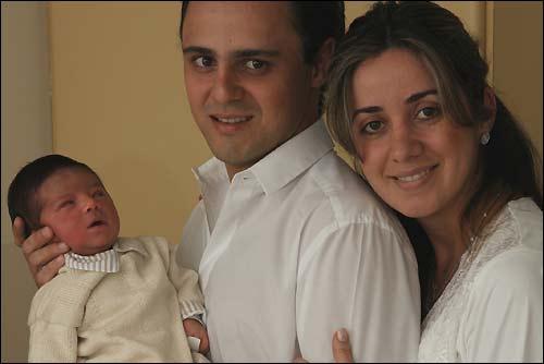 Фелипе, Рафаэла и Филипиньо