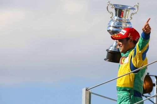 Фелипе Масса на Гран При Бразилии 2006 года