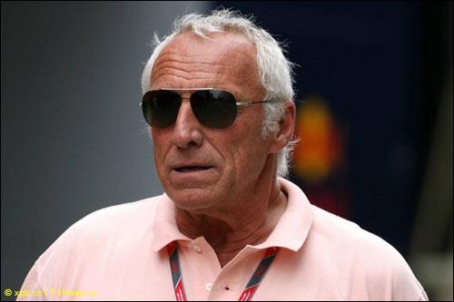 Владелец Red Bull Racing Дитрих Матешиц