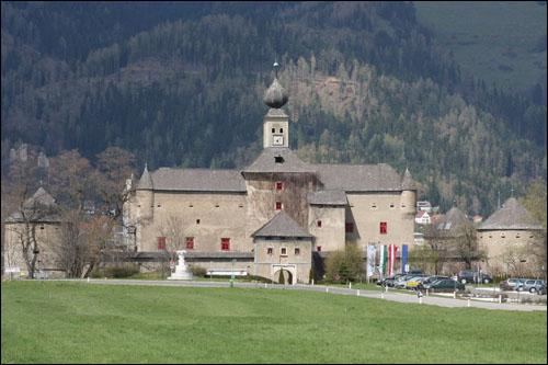 Замок Габельхофен