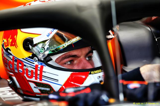 Гран При Австралии. Макс Ферстаппен
