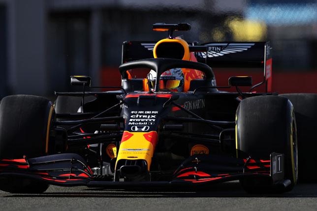 Макс Ферстаппен (фото пресс-службы Red Bull)
